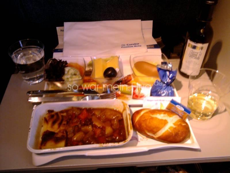 Airline Bewertung - Flugbewertung - Condor - Frankfurt - Puerto ...