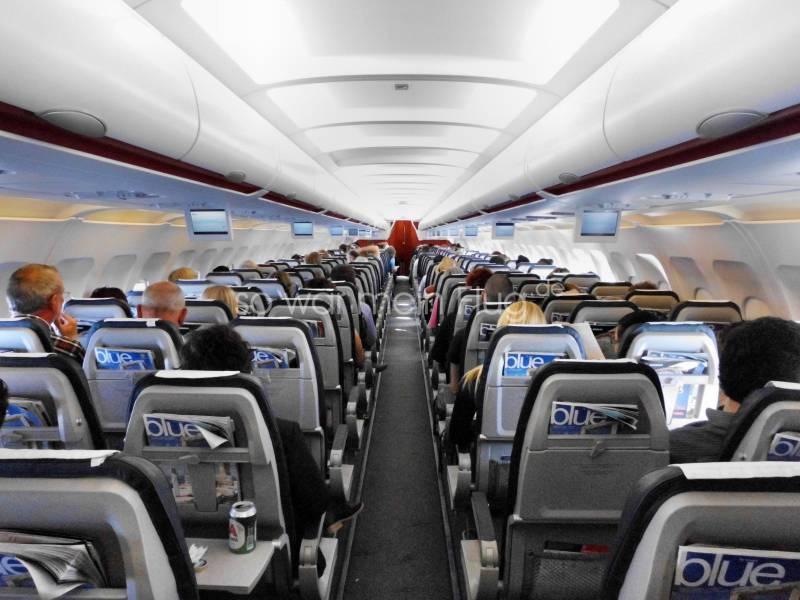 sitzplätze condor a320
